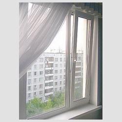 Фото окон от компании Потолочек Новочек