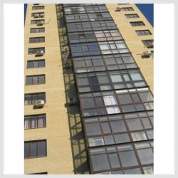 Фото окон от компании Новые окна